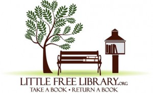 Little Free Library - Peopleweaver sponsor