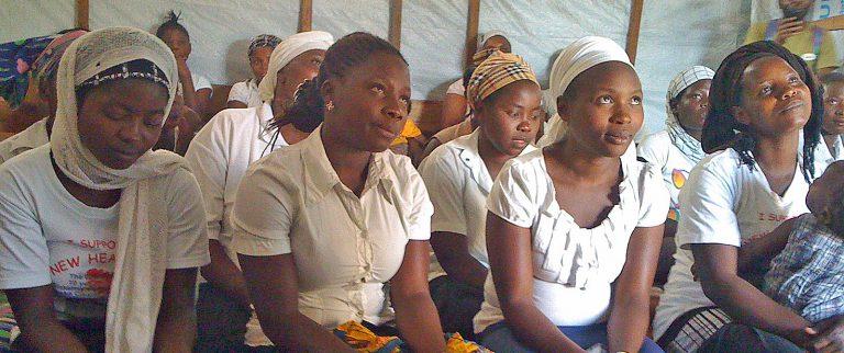 Tuendelee Women's School, Goma, DRC - Peopleweaver