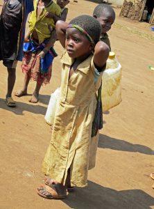 Girl's education - school - not work (Peopleweaver, Kyangwali Refugee Settlement
