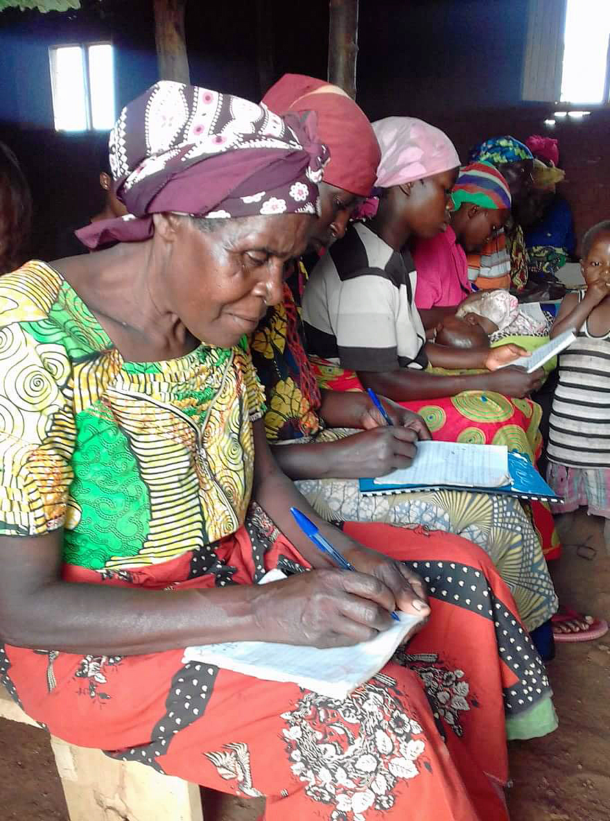 Tuungane Adult School - Peopleweaver, Kyangwali Refugee Settlement, Uganda