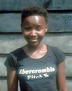 Claudia Feza Bigirimana - Sponsor a girl's education in the DR Congo- Peopleweaver
