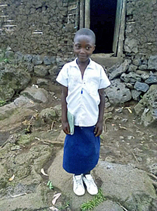 Sponsor a girl's education in Bunagana, DRC or Kyangwali Refugee Settlement